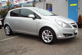 used vauxhall corsa sxi 2009 cars for sale motors co uk
