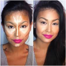 contour learn how to create a winged look with eye makeup when you want that bold contouring