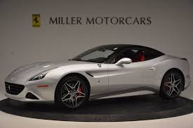 Ferrari California Gray - 2016 ferrari california t stock 4367 for sale near greenwich ct