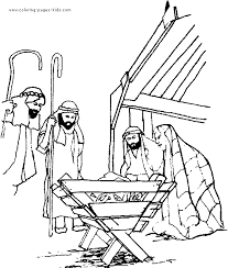 100 ideas coloring pages christmas religious emergingartspdx