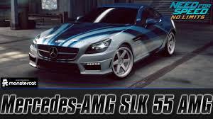 mercedes amg slk need for speed no limits mercedes amg slk 55 amg customization