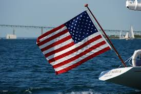 Blue Flag Yachts Happy Flag Day From Newport Ri 12 Meter Charters