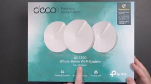 Home Wifi System by Tp Link Deco M5 Whole Home Wifi System Youtube