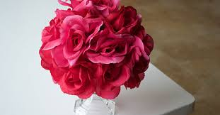 foolproof faux flower wedding centerpieces the dollar tree blog