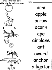 letter and alphabet activities at enchantedlearning com