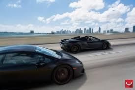 Lamborghini Huracan All Black - miami in matte black mclaren 650s and lamborghini huracan right