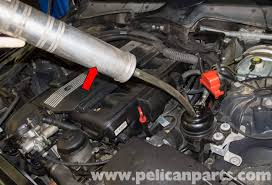 bmw e60 5 series power steering pump replacement 2003 2010