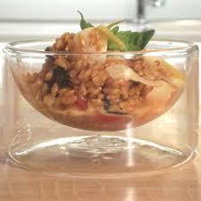 cuisiner le petit eautre recette petit épeautre façon risotto aux légumes cuisine madame