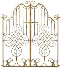 home decor wall sculptures wilmington wall gate metal wall decor metal wall sculpture