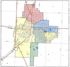 Texas Election Map by City Of Brownfield Map To Post Jpg