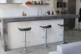 comptoir ciment cuisine mobilier rovelli design béton
