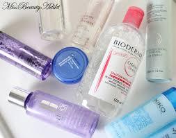 m i s s b e a u t y a d i k t the lowdown on eye makeup removers