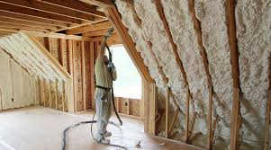 washington missouri spray foam insulation in bonus room addition