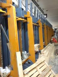 used weinig 1996 glulam production line for sale germany