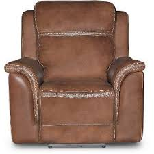 Brown Recliner Chair Leather Recliners Chairs Living Room Rc Willey
