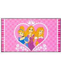 tappeti per bambini disney tappeto per cameretta bambini disney principesse il lenzuolo
