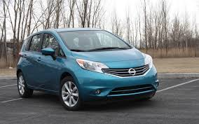 old nissan versa 2016 nissan versa note the big subcompact the car guide