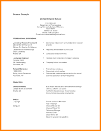 resume exle for college student 6 college student cv exle graphic resume