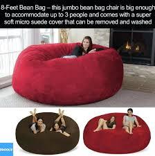 huge bean bag chair fatboy junior large bean bag chair unlike a