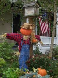 Homemade Scarecrow Decoration 15 Diy How To Make Your Backyard Awesome Ideas 12 Scarecrows