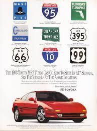 vintage toyota ad toyota mr2 turbo advertisement vintage magazine ad