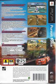 si e auto pour b pursuit for playstation portable psp for