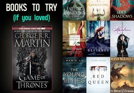 25 ya books for of thrones fans epic reads