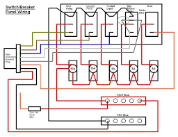 panel wiring diagram diagram wiring diagrams for diy car repairs