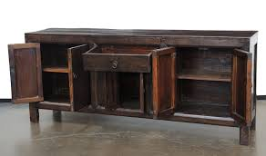 Sideboard Walnut Vintage Walnut Sideboard Media Console Buffets Media Cabinets
