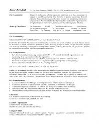 Senior Accountant Sample Resume by Awesome Collection Of Sample Resume For Tax Preparer About Layout