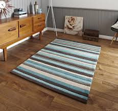 Modern Rugs Uk Hong Kong Tufted Large Modern Rug Striped Design Acrylic Home