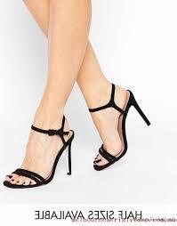 haphazard sandals asos haphazard heeled on sandals made in uk 57 84