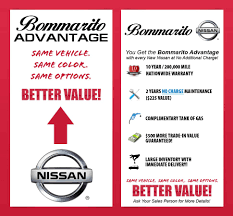 bommarito advantage bommarito nissan of hazelwood
