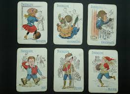 1920s football cards set by glevum