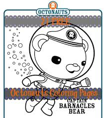 octonauts coloring pages free 21 disney octonauts coloring pages for a quick summer activity