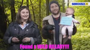 Hillary Clinton Chappaqua How To Catch A Hillary Clinton In The Woods Youtube