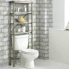 bathroom sink shelf over bathroom sink closet shelving idea