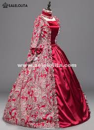 floral victorian southern belle westworld gown medieval