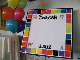 bat mitzvah sign in boards mitzvah party balloon centerpieces theme ideas mazelmoments