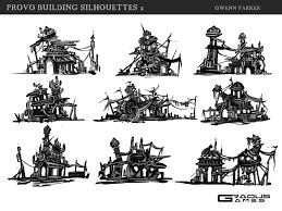 steampunk silhouette and architecture on pinterest idolza