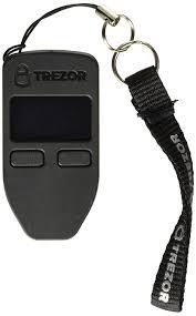 amazon com trezor the bitcoin safe grey computers u0026 accessories