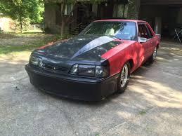 fox mustang drag car build 1992 mustang coupe drag radial build 25 5 roller