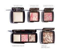 hourglass ambient diffused light palette the beauty look book