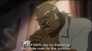 Uncle Ruckus Memes - indisputable proof that goku is supposed look asian dragon ball