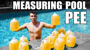 how to measure how much is in your pool youtube