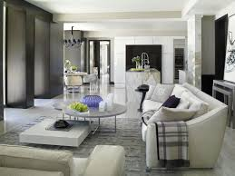 Interior Designed Living Rooms by New Model Homes In Austin Are In Full Bloom Living Room Ideas