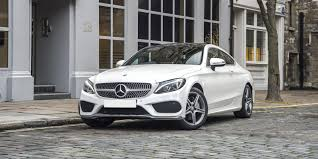 mercedes c200 review mercedes c class coupe review carwow
