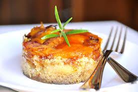 la cuisine de nathalie crumble aux abricots recette facile la cuisine de nathalie la
