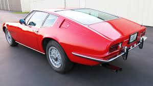 vintage maserati ghibli 1968 maserati ghibli takes flight after a long sleep