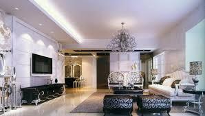 neoclassical living room interior photo interior design